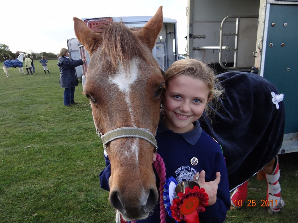 My Daughter Alice, the inspiration behind Alice Reins